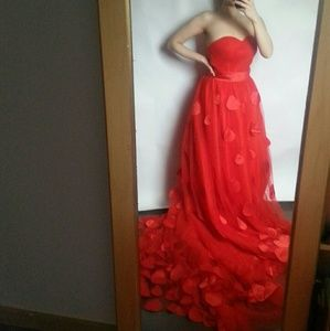 Dresses & Skirts - Rose Gown / Bridesmaid Dress
